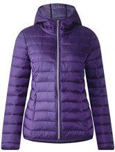 Street One 201137 Susi, Cappotto Donna, Violett (Rich Purple 11367), 44