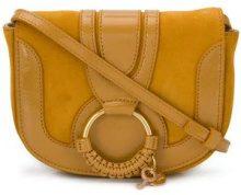 - See By Chloé - Hana mini shoulder bag - women - Leather - Taglia Unica - Giallo & arancio