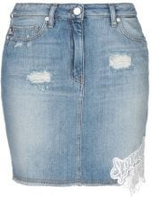 LOVE MOSCHINO  - JEANS - Gonne jeans - su YOOX.com