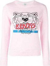 - Kenzo - Felpa 'Hyper Kenzo' - women - fibra sintetica/cotone - S, M - di colore rosa