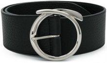 - Orciani - bull buckle belt - women - Leather - 90 - di colore nero