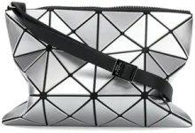 - Bao Bao Issey Miyake - Borsa a tracolla - women - fibra sintetica - Taglia Unica - di colore grigio