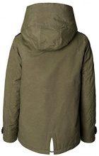 Noppies Jacket Abby, Giacca Donna, Grün (Dark Olive C195), 40 (Taglia Produttore: L)