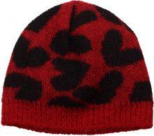 Cappelli Saint Laurent Donna Rosso