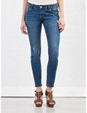 Motivi: Jeans skinny donna cinque tasche, lavaggio medio scuro