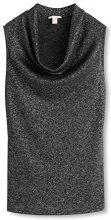 ESPRIT 116EE1K012, Vestaglia Donna, Nero (Black), 42 (Taglia Produttore: X-Large)