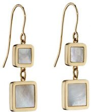 Elements Gold Orecchini a pendolo e goccia Donna oro_giallo - GE2177W