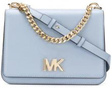 - Michael Michael Kors - Mott crossbody bag - women - pelle di vitello - Taglia Unica - di colore blu