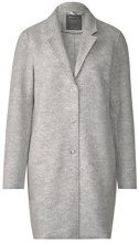 Street One A100419-Cappotto Donna Grau (Soft Grey Melange 11358) 48