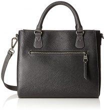 s.Oliver (Bags) Shopper - Borse a mano Donna, Schwarz (Black), 13x25x28 cm (B x H T)