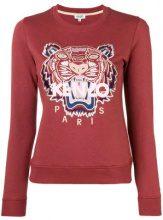 - Kenzo - Felpa Tiger - women - cotone/fibra sintetica - L, XS, S, M - color marrone