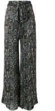 - Iro - Pantaloni 'Gixie' - women - fibra sintetica - 40 - multicolore