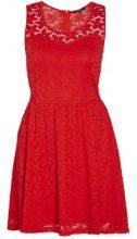 Morgan - Vestito, Senza maniche, Donna, rosso (Rouge (Rouge Party)), L