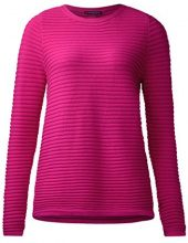 Street One 300466, Maglione Donna, Rosa (Sparkling Berry 11164), 44