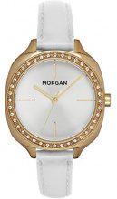 MORGAN Orologio Data Standard Quarzo da Donna con Cinturino in PU MG 003S-1BB