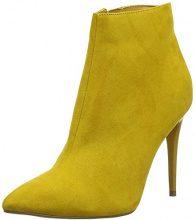 New Look Crumble, Stivaletti Donna, Giallo (Bright Yellow 85), 38 EU