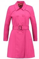 PONTI - Trench - cerise pink