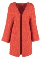 LINA - Cardigan - vintage orange