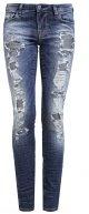 STARLET SKINNY - Jeans Skinny Fit - daiki
