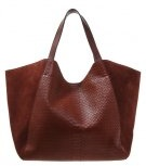 PERINE MULTI - Shopping bag - bark