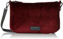 s.Oliver (Bags) 39.710.94.8014 - Pochette da giorno Donna, Rot (Bordeaux), 2x17x27.5 cm (B x H T)