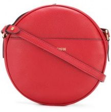 - L'Autre Chose - round crossbody bag - women - pelle di vitello - Taglia Unica - di colore rosso
