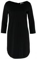 Vestito di maglina - true black