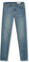 ESPRIT 996ee1b918, Jeans Donna, Blu (Blue Light Wash), W33/L32 (Taglia Produttore: 33/32)