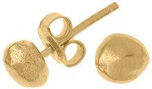 Dower & Hall - Orecchini, Vetro, Oro placcato