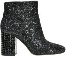 Stivali tronchetti Arabella glitterati
