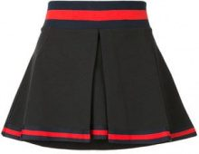 - The Upside - tennis skirt - women - fibra sintetica/cotone - S, L, XXS - di colore nero