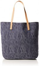 Clarks Marva Sun, Synthetic Donna, Blu (Navy Canvas), 28x38x56 cm (B x H x T)