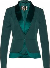 Blazer in stile smoking