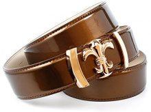 Anthoni Crown A4AL03L, Cintura Donna, Gold (Perlmutt Kupfer 033), 105