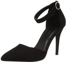 New Look Ravelo, Scarpe col Tacco Punta Chiusa Donna, Nero (Black 1), 39 EU