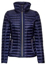 ESPRIT Collection 078eo1g012, Giacca Donna, Blu (Navy 400), Medium