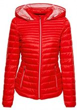 ESPRIT 127ee1g006, Giacca Donna, Rosso (Red 630), XX-Large