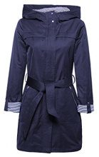 edc by Esprit 028cc1g008, Giubbotto Donna, Blu (Navy 400), X-Large