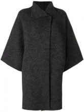 - Harris Wharf London - 3/4 sleeved coat - women - lana vergine - 40, 42, 44, 46, 48 - di colore grigio