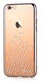 Fonrest iPhone 6S-Custodia ultrasottile, a pois, Gradient-Custodia rigida con cristalli Swarovski per iPhone 6 Plus/6S 11,94 (4,7
