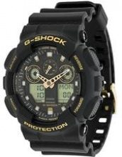 - G - Shock - GA - 100G - BX1A9ER watch - men - Rubber/stainless steel - Taglia Unica - Nero