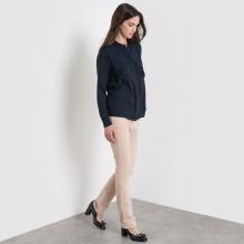 Pantaloni in velluto dritti