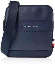 Tommy Hilfiger Th City Mini Crossover - Borse a spalla Uomo, Blu (Tommy Navy), 2x23x20.5 cm (B x H T)