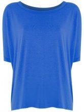 - Lygia & Nanny - loose fit t - shirt - women - fibra sintetica - 38 - di colore blu