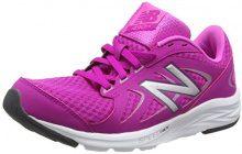 New Balance 490v4, Scarpe Running Donna, Rosa (Pink/Silver), 40.5 EU