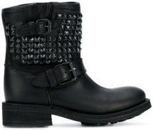 - Ash - Stivali 'Tennesse' - women - Leather/Rubber - 40, 41, 36 - di colore nero