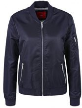 s.Oliver 14.608.51.6994, Giacca Donna, Blu (Navy), 42