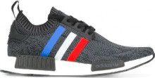 - Adidas - NMD_R1 Primeknit sneakers - men - gomma/fibra sintetica/fibra sinteticafibra sintetica - 7.5, 8.5, 9, 10.5 - di colore grigio