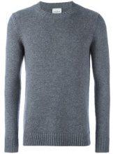- Le Kasha - Maglione 'Bogota' - men - cashmere - S, M, L - di colore grigio