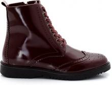 Boots con lacci